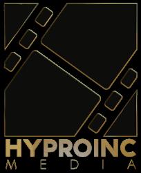 HYPROINC Media Official Logo